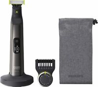 Philips Norelco OneBlade Pro Hybrid Rechargeable Hair Trimmer and Shaver