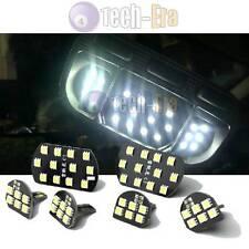 White 36-SMD LED Interior Lights Package For Peugeot 206 307 308 3008 408 508&C5