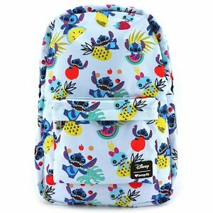 108b50d7e6a Image is loading Loungefly-Disney-Lilo-and-Stitch-Scrump-Pineapple-Fruit-