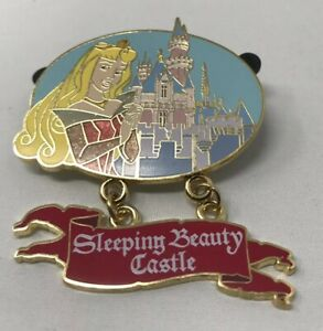 Sleeping-Beauty-Castle-PIN-Where-Fair-tales-Come-True-2007-Disney