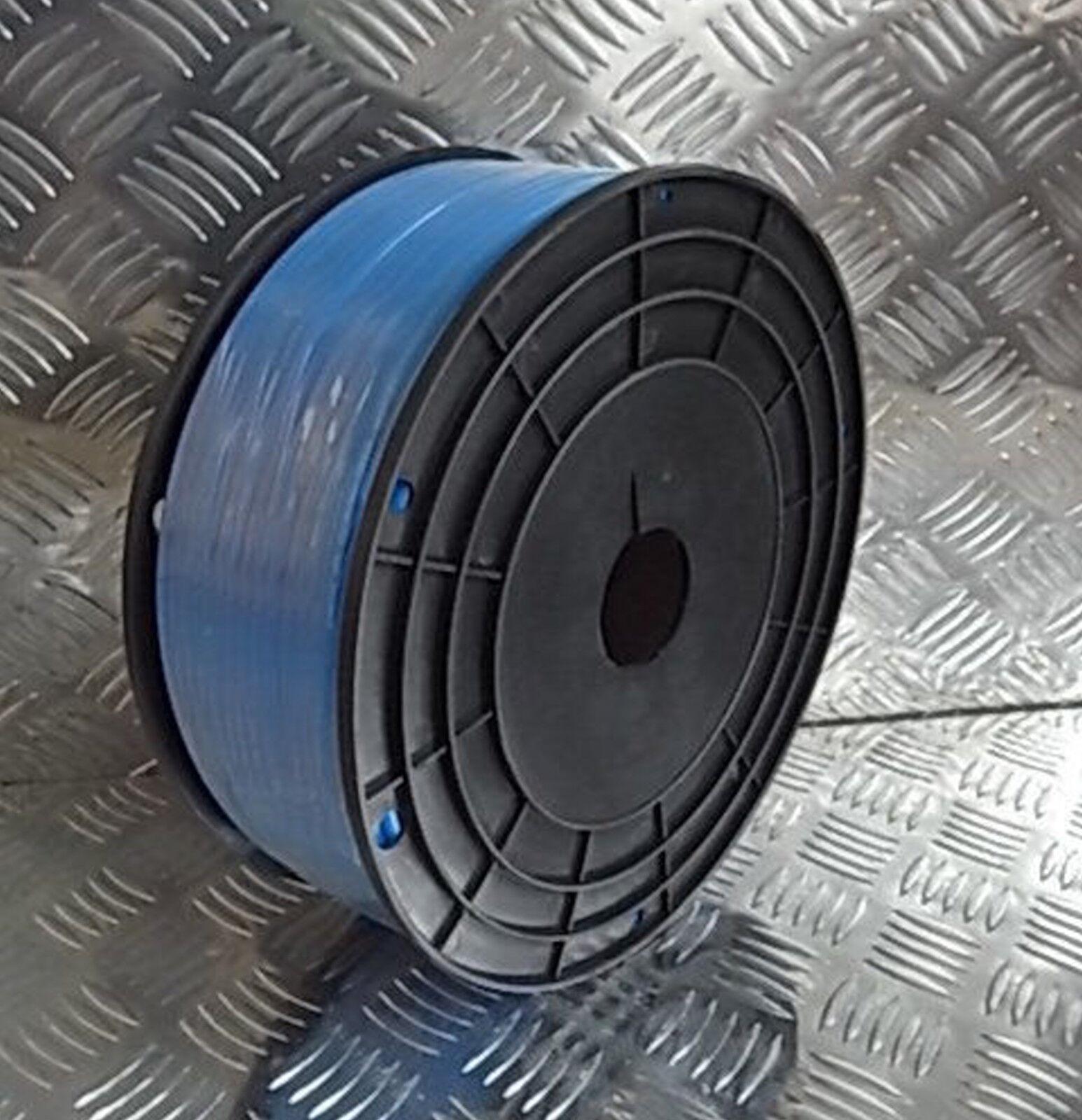 12x9 mm Potenza idraulica PE Tubo Blu 80 metri di ruolo, etpetubeb 12x9-r