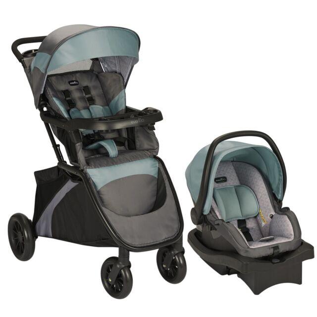 Evenflo Travel System Combo Set Stroller Car Seat Playard ...
