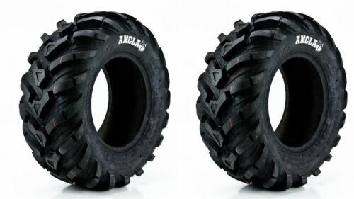 UTV Tire Set New 26-9-14 26x9x14 CST C9311 Ancla 6-Ply Front ATV 2