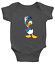 Infant-Baby-Rib-Bodysuit-Clothes-shower-Gift-Donald-Duck-Classic-Walt-Disney thumbnail 13