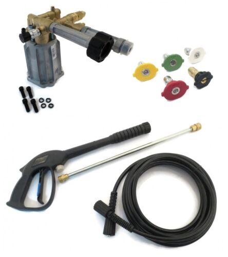 Briggs /& Stratton POWER WASHER PUMP /& SPRAY KIT Craftsman 580.767201 580.767202