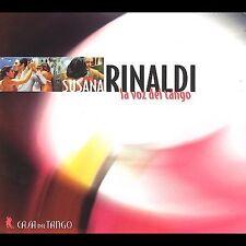 Susana Rinaldi  La Voz Del Tango [Import]