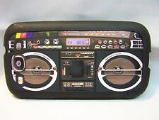 FITS Samsung Galaxy S3 i 9300 Phone Cover Case RETRO BOOMBOX DESIGN #1