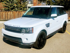 2012 Land Rover Range Rover Sport SC (Supercharged)