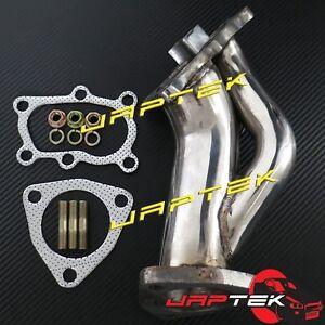 Dump-Pipe-Turbo-Outlet-For-Nissan-Skyline-R32-R33-R34-RB20-RB25-T28-T3-Garrett