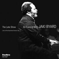 Jaki Byard - Late Show: An Evening With Jaki Byard [new Cd] on Sale