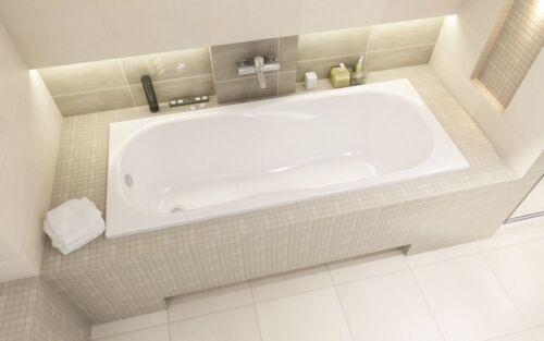 Rechteck badewanne Rechteckwanne WP//AS 140;150;160;170x70; Wannenträger mit//ohne