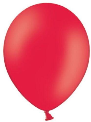 500 globos rojo tamaño predeterminado partyballons calidad de Europa