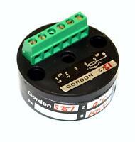 Gordon 5751 Temperature Switch 10-40 Vdc 0-150°c