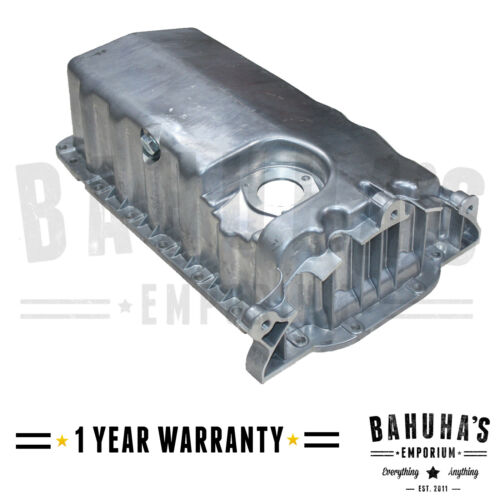 ENGINE OIL SUMP PAN WITH SENSOR HOLE FOR A FORD GALAXY MK1 1.9 TDI 95-06