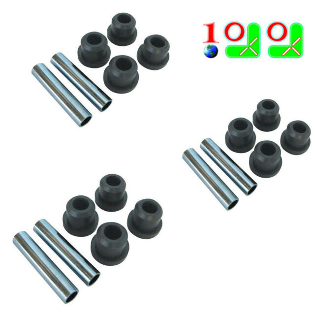 3 set Club Car DS (1976-Up) Leaf Spring Bushing Kit Front Rear Golf Cart Parts
