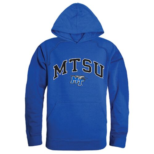 Middle Tennessee State University Blue Raiders MTSU Hoodie S M L XL 2XL