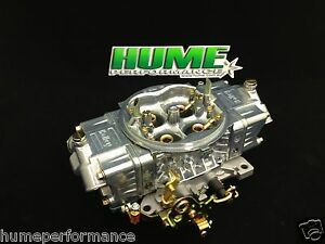 E85-HOLLEY-750-HP-DOUBLE-PUMPER-CARB-CARBURETTOR-NEW-ETHANOL-0-82751-DRAG-RACE
