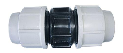 Manchon Ø 50mm PLASSON Raccord Compression Polyéthylène Arrosage 14FF505000F