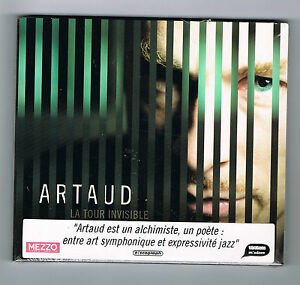 ♫ - ARTAUD - LA TOUR INVISIBLE - CD NEUF NEW NEU - ♫