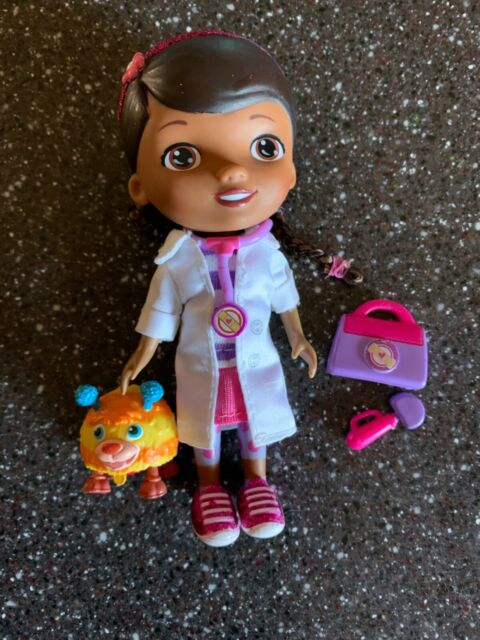 Disney Junior Doc Mcstuffins Doll Doc Hospital Just Play 5