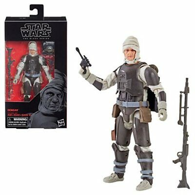 "Star Wars The Black Series Dengar /& 4-Lom  6/"" Figure 2-Set Bounty Hunters New"