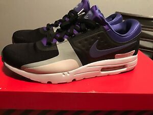 best website ced86 73dfc Image is loading Nike-Air-Max-Zero-QS-Mens-Running-Shoes-