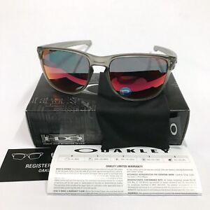 Oakley-Sunglasses-Sliver-R-9342-03-Matte-Grey-Ink-Torch-Iridium-Polarized