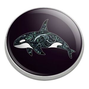 Killer-Whale-Orca-with-Waves-Golfing-Premium-Metal-Golf-Ball-Marker