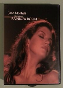 Jane Monheit Live At The Rainbow Room Dvd Includes Chapter Insert 26656423895 Ebay