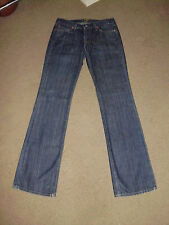 7FAM Ladies, Girls, Womens sz 28 Bootcut Jeans Seven For All Mankind Dahan