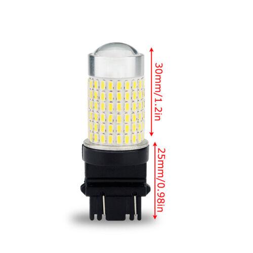 AUXITO 2x144-SMD 3156 3056 White 2800lm Super Bright LED Backup Reverse Light