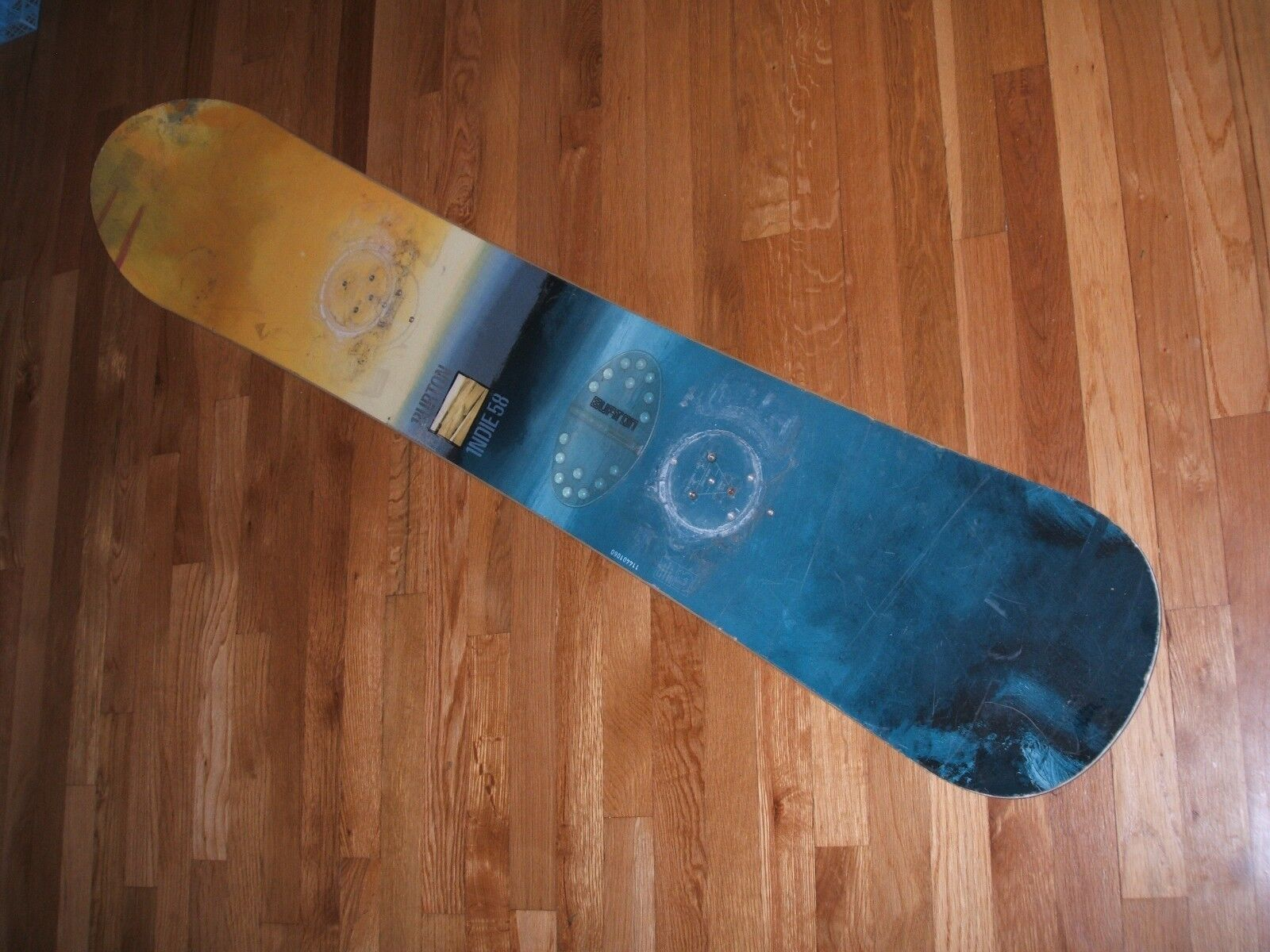 Burton Indie 158 cm Snowboard Fair Condition ONLY  90 Take A Look