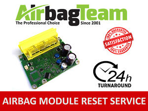 Details about Suzuki SRS Airbag Module ECU Control Unit Crash Data Reset  Service