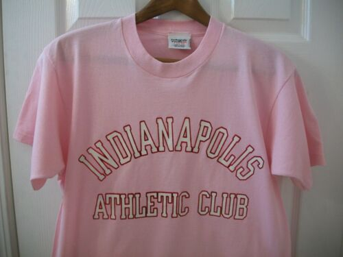 Vintage Indianapolis Athletic Club T Shirt M Colle