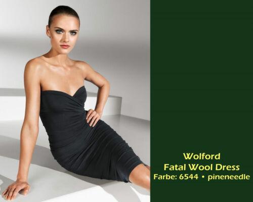 Wool Wolford M Dress Fatal Pineneedle creativit gwTwR5q