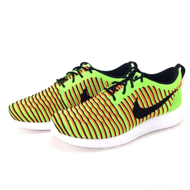 los angeles b469f fa335 New Nike Roshe Two Flyknit (GS) 844619 300 Size ...
