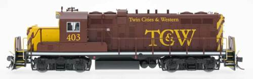 InterMountain HO 49813 Twin Cities /& Western GP10 Paducah Locomotive S