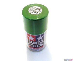 Tamiya Ts 20 Metallic Green Spray Paint Can Oz 100ml 85020 Ebay