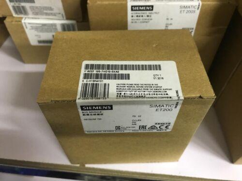 1PC New SIEMENS MODULE 6ES7 195-7HD10-0XA0 6ES7195-7HD10-0XA0