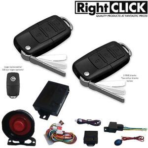 Details about Car Alarm Remote Central Lock Immobiliser AL669HC on