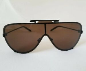 b7802c905c Mosley Tribes - Avedon CB 138 137 Men s Shield Sunglasses Black ...