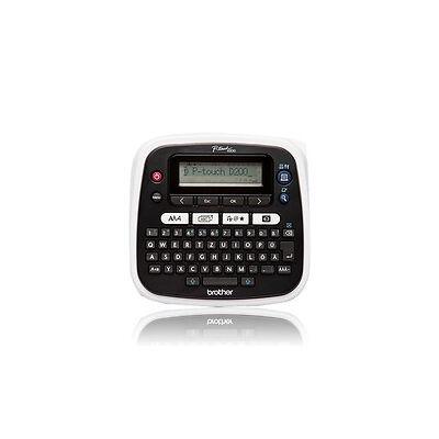 Brother P-touch D200BWVP Beschriftungsgerät