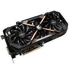 GIGABYTE NVIDIA GeForce GTX 1080 Ti 11GB GDDR5X DVI/HDMI/3DisplayPort pci-e