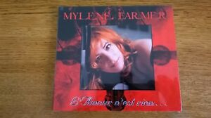 MYLENE-FARMER-CD-SINGLE-034-L-039-AMOUR-N-039-EST-RIEN-034