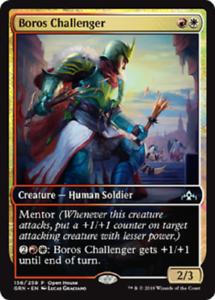 4x Boros Garrison NM-Mint English Modern Masters 2015 MTG Magic