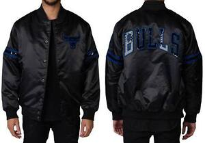 810fcb6c255d55 Image is loading STARTER-CHICAGO-BULLS-SPACE-JAM-JACKET-M-Jordan-