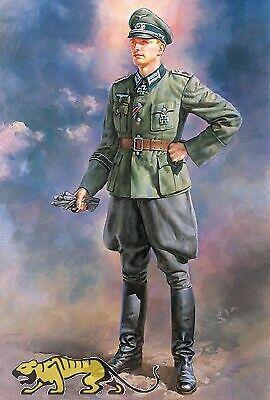 1:16 Wehrmacht Panzersoldaten Zubehör Aber 16011
