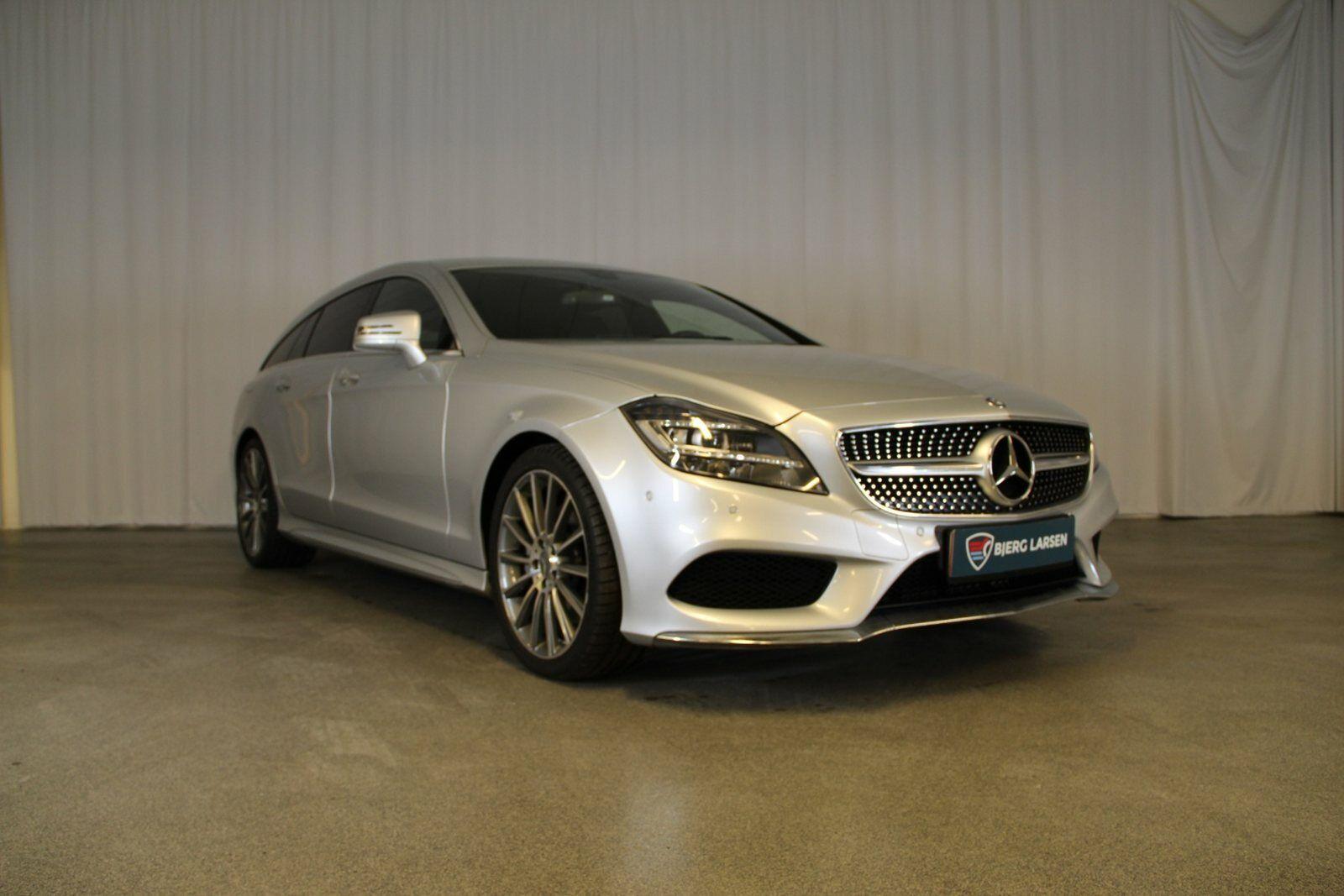 Mercedes CLS350 3,0 BlueTEC SB aut. 5d - 2.984 kr.