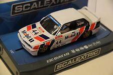 Scalextric, E30 BMW M3, Art. Nr. C3782,  neu und ovp !!