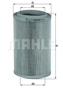 Filtro de aire-Mahle LX 915